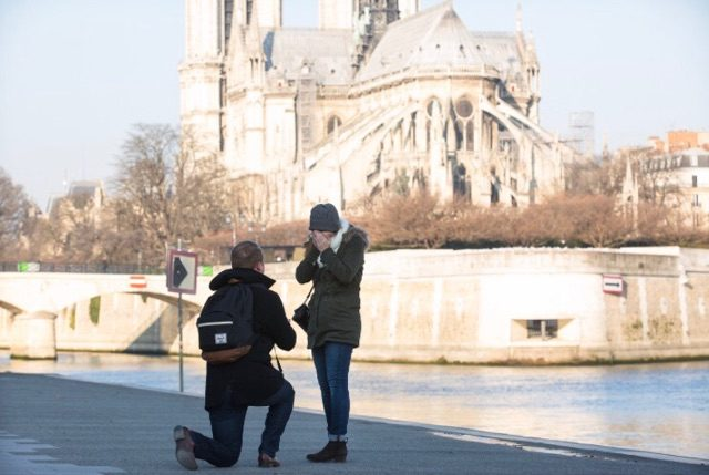 Proposal Ideas Paris