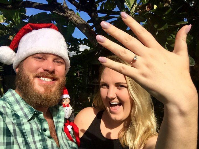 Kelsi's Proposal in Lahaina, Hawaii