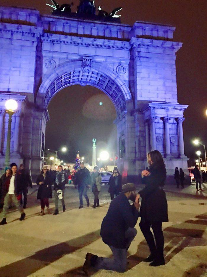 Proposal Ideas Grand Army Plaza Brooklyn, NY