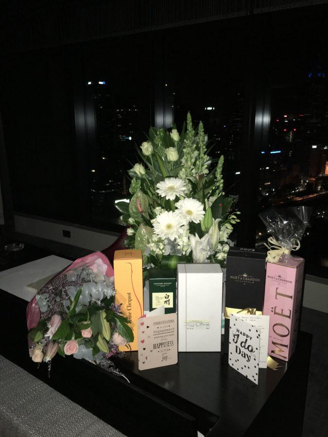 Wedding Proposal Ideas in Crown Towers Villa Melbourne