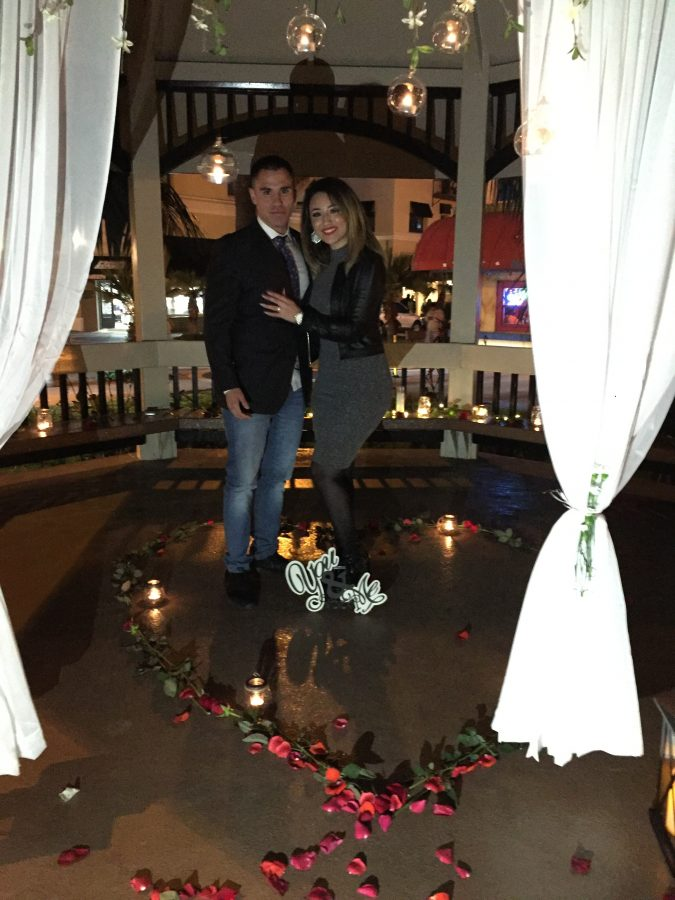 Brittney and Ryan's Engagement in Newport beach