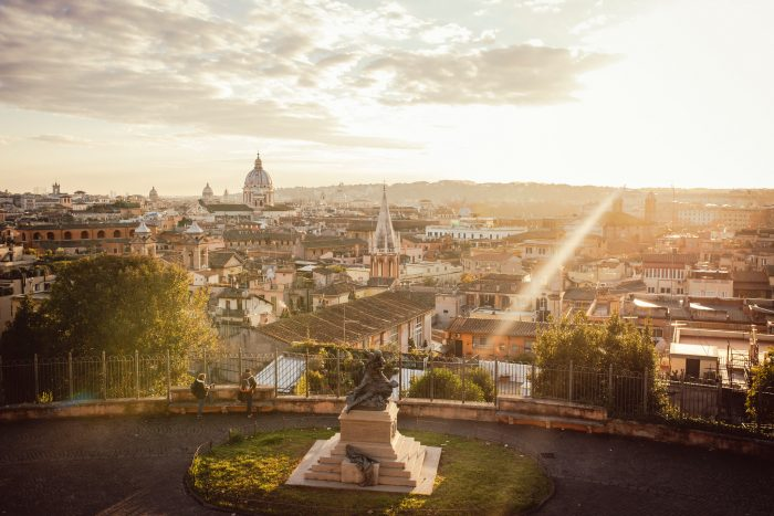 Wedding Proposal Ideas in Rome, Italy