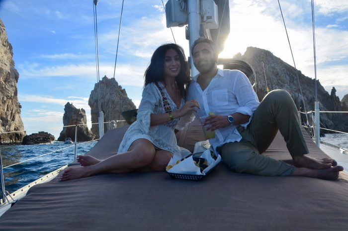Yasman and Shawhin's Engagement in Cabo San Lucas, Mexico