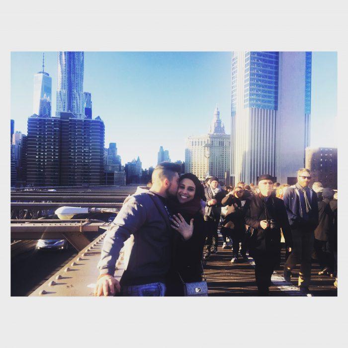Wedding Proposal Ideas in Brooklyn Bridge, New York City