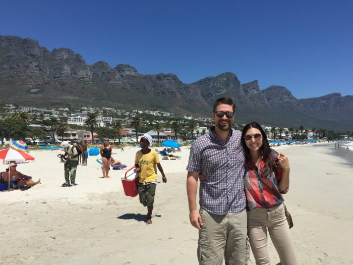 Where to Propose in Cape Town, South Africa