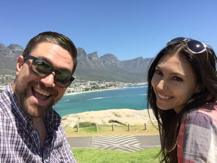 Liesel Hlista,'s Proposal in Cape Town, South Africa