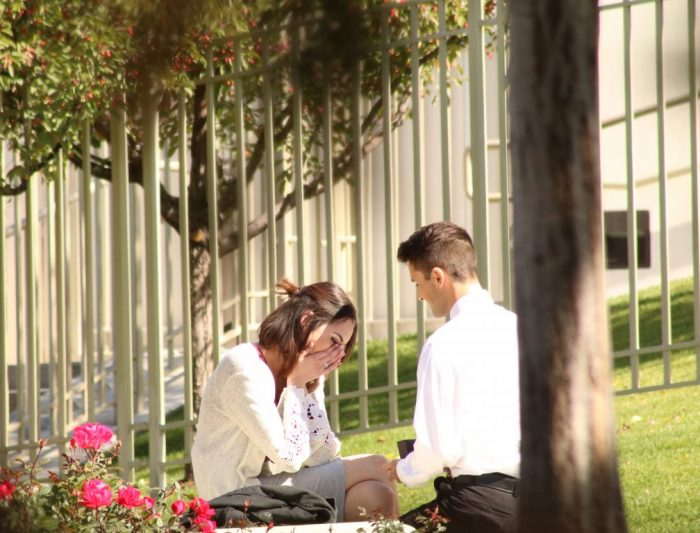 Wedding Proposal Ideas in Rexburg Idaho