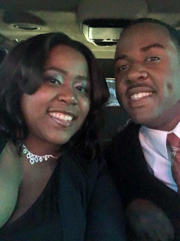 Image 2 of Monique and Calvin