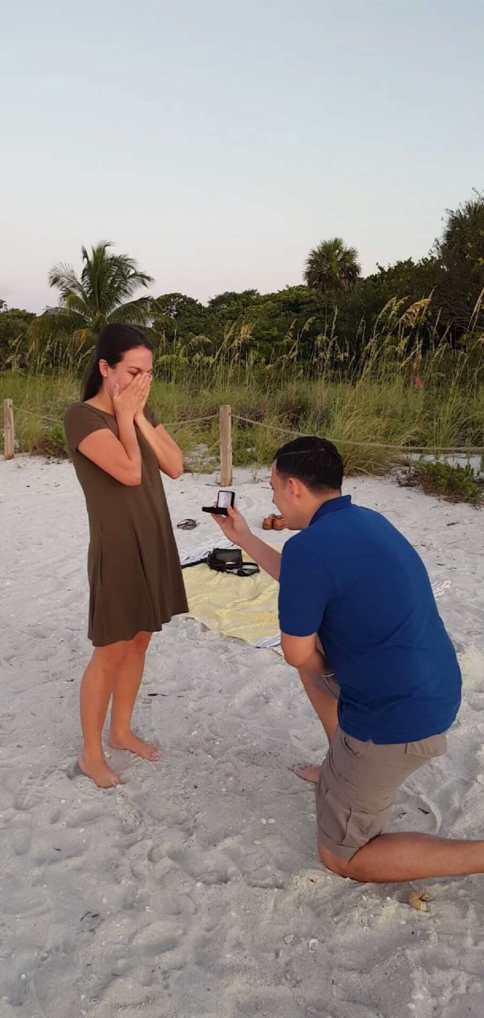 Marriage Proposal Ideas in Sanibel Island