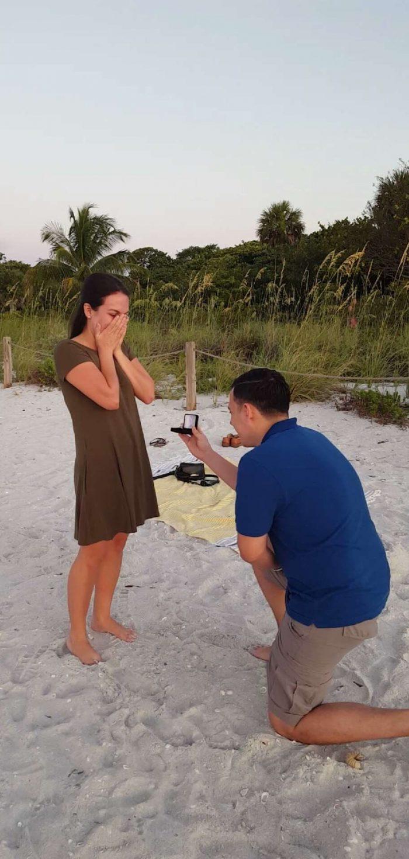 Marriage Proposal Ideas in Sanibel Island