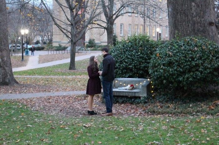 Engagement Proposal Ideas in Chapel Hill, NC