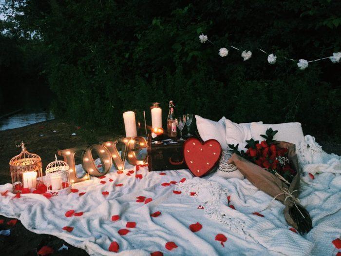 Wedding Proposal Ideas in Nicollet Island