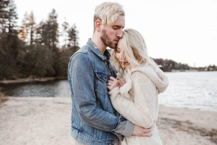 Kaylie's Proposal in San Moritz Lodge, Lake Gregory