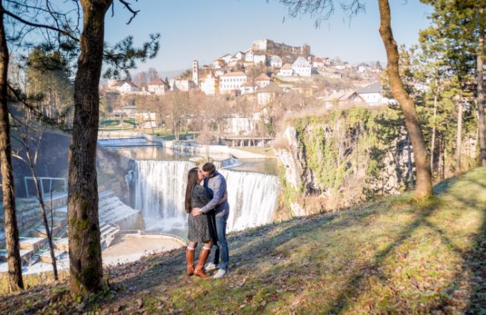 Wedding Proposal Ideas in Jajce, Bosnia and Hercegovina