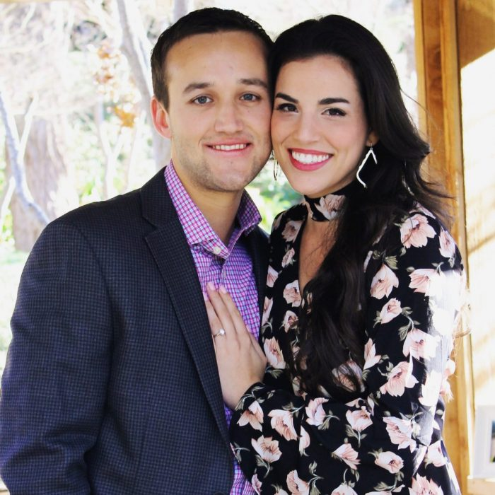 Jaclyn's Proposal in Fort Worth Botanical Gardens