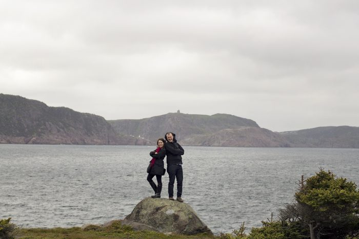 Marriage Proposal Ideas in Blackhead, Newfoundland, Canada