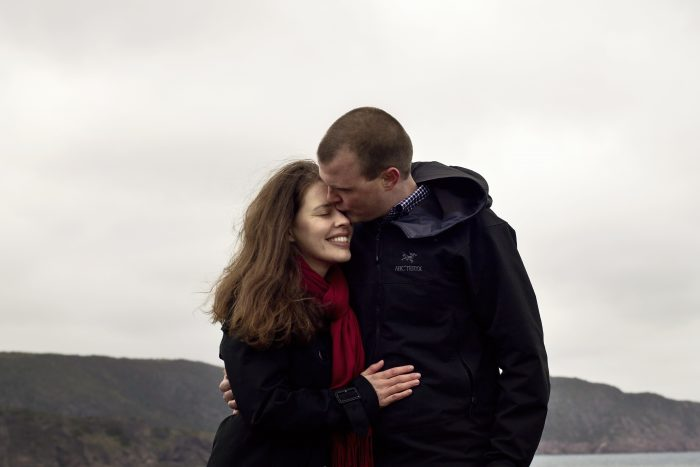 Robyn's Proposal in Blackhead, Newfoundland, Canada