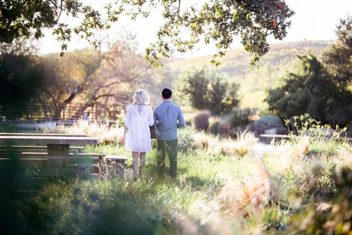 Where to Propose in Grassini Vineyard, Santa Ynez, CA