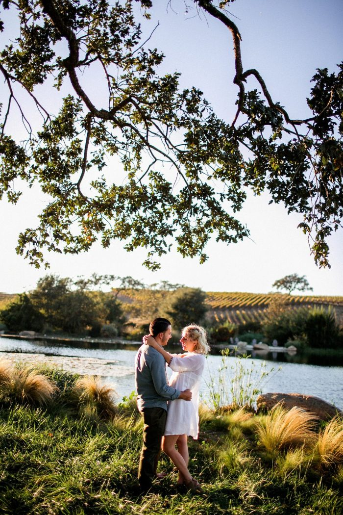 Marriage Proposal Ideas in Grassini Vineyard, Santa Ynez, CA