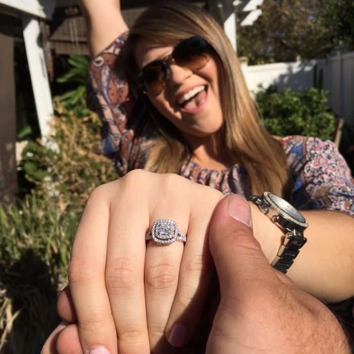 Kayla and Brandon's Engagement in Best Friends House