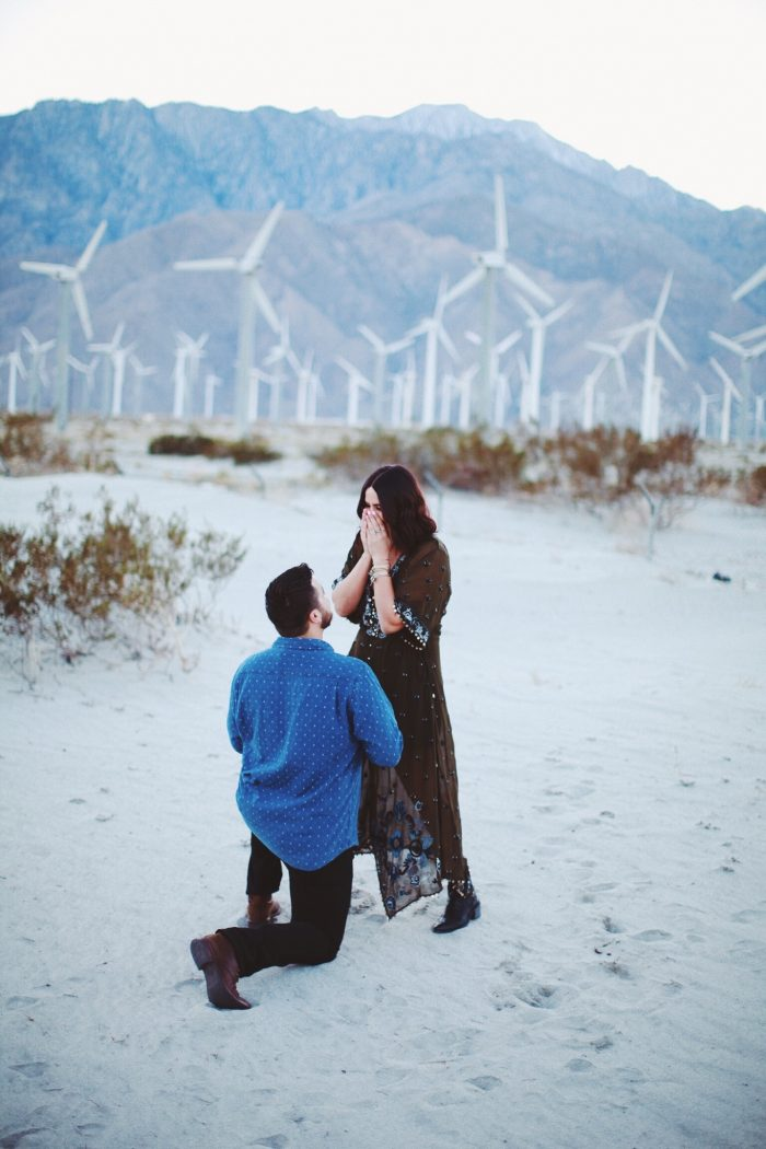 Where to Propose in Palm Springs, CA