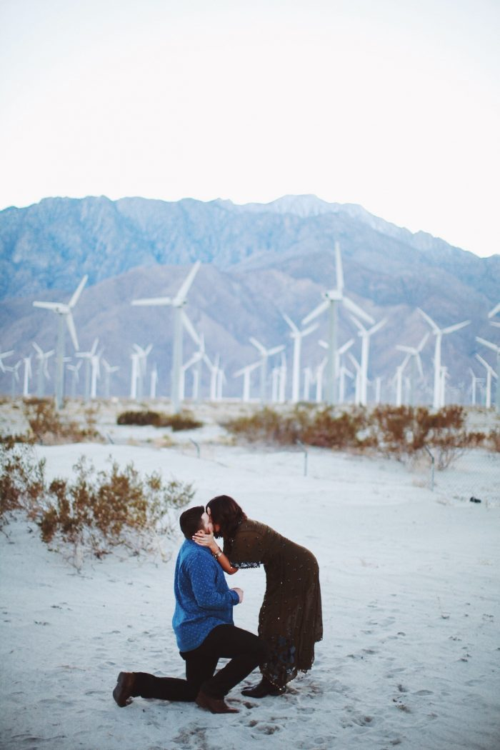 Engagement Proposal Ideas in Palm Springs, CA