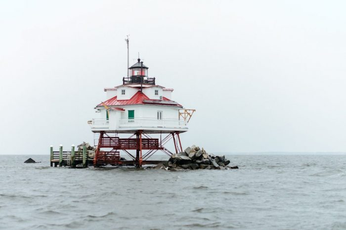 Engagement Proposal Ideas in Thomas Point Shoal Lighthouse