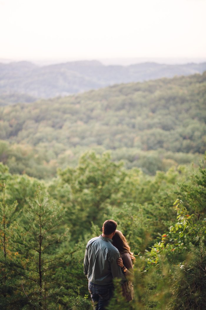 Wedding Proposal Ideas in Butterfly Gap Retreat, Tennessee