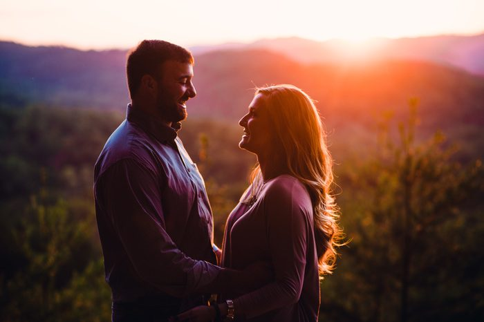 Where to Propose in Butterfly Gap Retreat, Tennessee