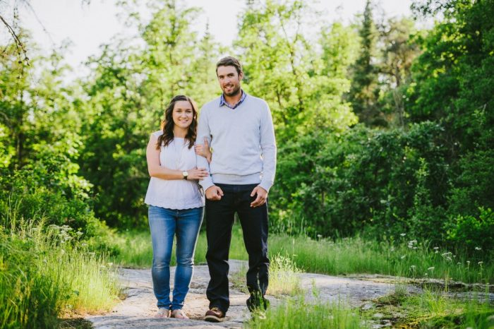 Marriage Proposal Ideas in Pinawa, Manitoba