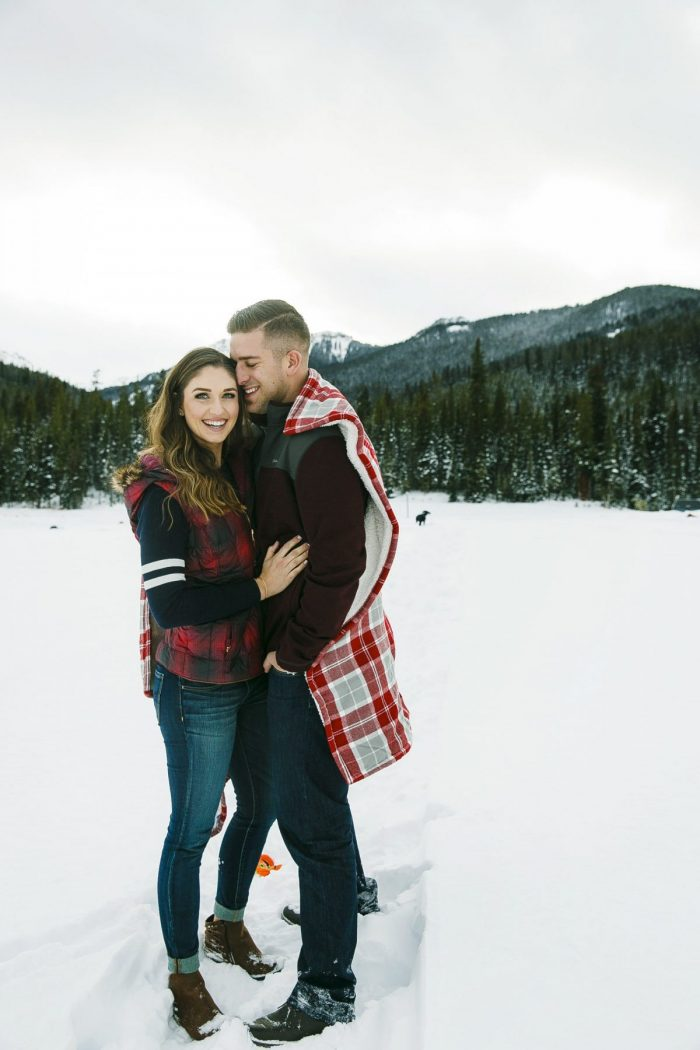 Engagement Proposal Ideas in Big Sky, MT