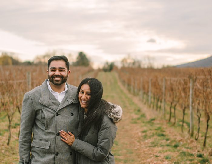 Engagement Proposal Ideas in Big Cork Vineyards, Rohrersville, MD