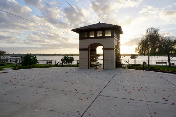 Where to Propose in On the river in Ormond Beach, FL
