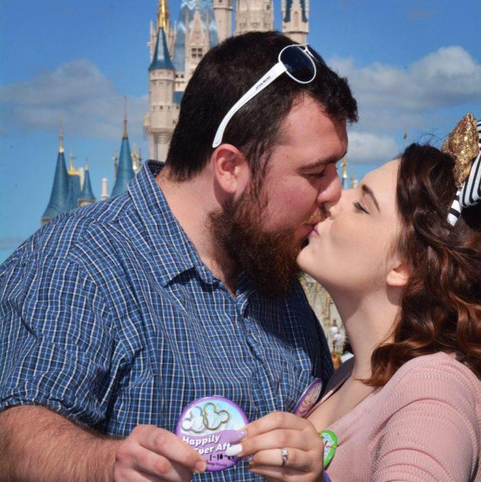 Kara's Proposal in Disney's Grand Floridan Resort- Narcoossee's Restaurant