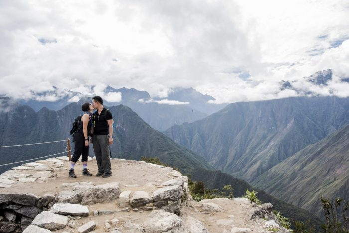 Engagement Proposal Ideas in Machu Picchu Mountain