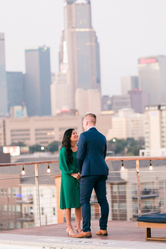 Where to Propose in NYLO Dallas South Side
