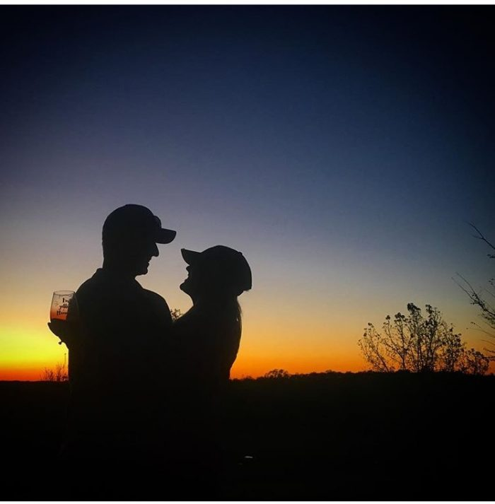 Engagement Proposal Ideas in Family Ranch in Oakwood Texas