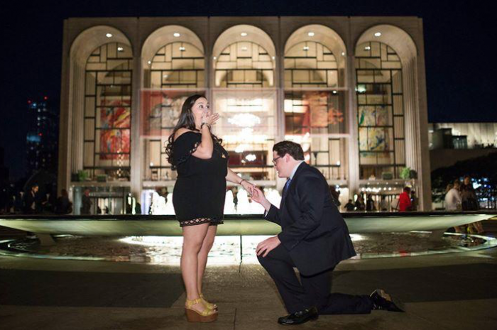 Image 3 of Instagram Celebs @Girlwithnojob + @Boywithnojob Get Engaged! Here's Their Adorable Love Story.
