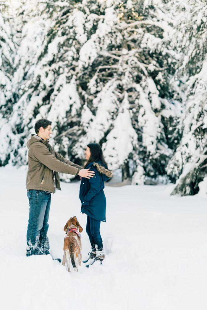 Wedding Proposal Ideas in Crystal Mountain