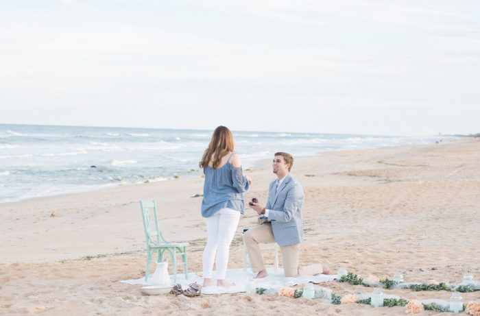 Savanna's Proposal in Palm Coast Florida- Hammock beach resort