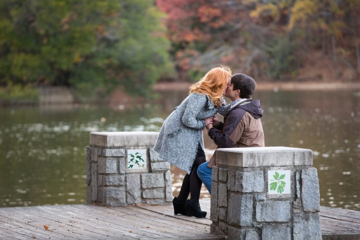 Marriage Proposal Ideas in Piedmont Park in Atlanta, Georgia