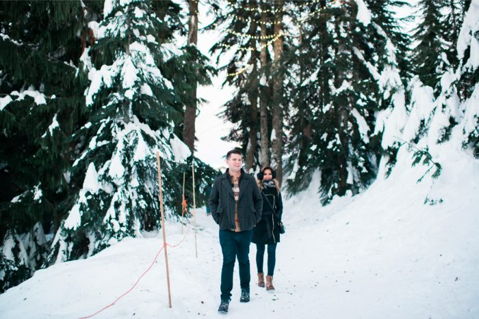Where to Propose in Grouse Mountain, British Columbia, Canada