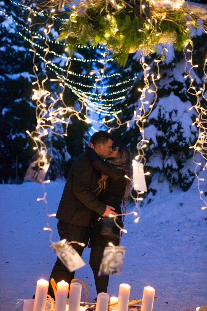 Wedding Proposal Ideas in Grouse Mountain, British Columbia, Canada