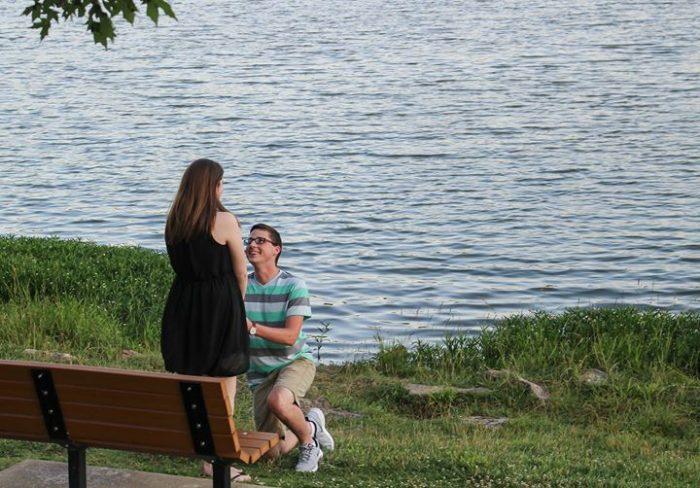 Katy's Proposal in Shawnee, KS