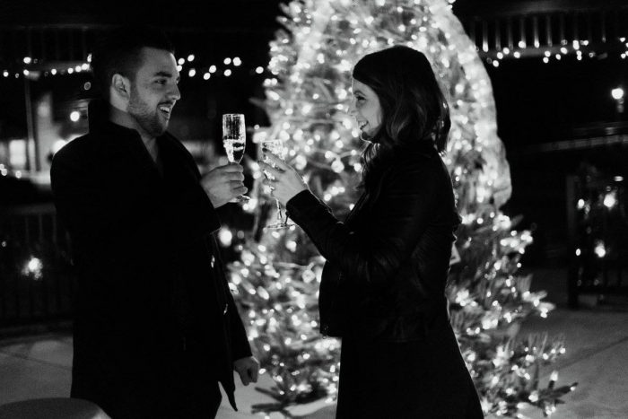 Brittany's Proposal in Charlotte, NC