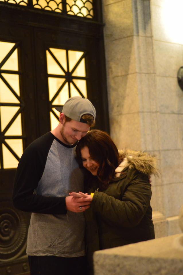 Where to Propose in Utah State Capitol