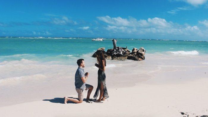 Wedding Proposal Ideas in Punta Cana, Dominican Republic
