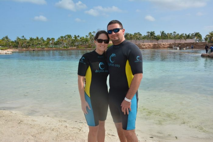 Where to Propose in Atlantis Dolphin Cay in the Bahamas