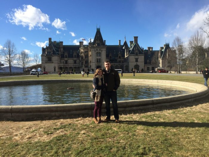 Wedding Proposal Ideas in The Biltmore House, Asheville, NC