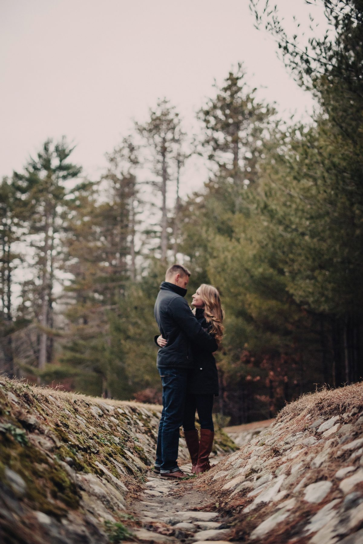 Engagement Proposal Ideas in Quabbin Resivour
